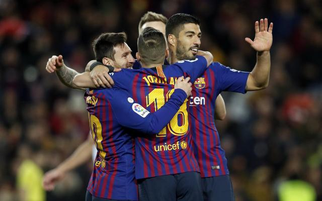 Resultado Barcelona vs Eibar – J13 – La Liga