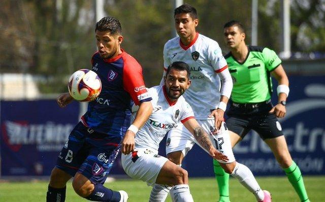 Resultado Tepatitlán FC vs Tlaxcala FC  -Jornada 14- Guardianes 2021 – Liga de Expansión 2021