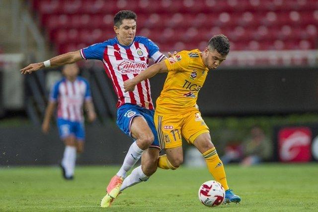 Resultado Chivas  vs Tigres – Copa por México GNP