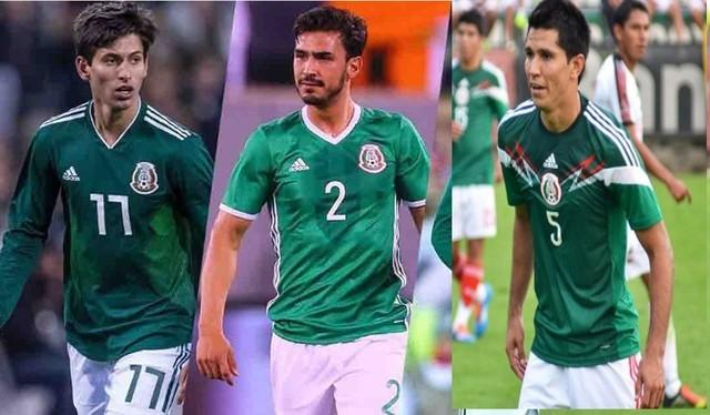 Jugadores que quedan fuera de la Selección Mexicana