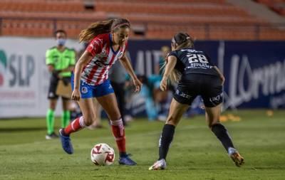 Resultado Atlético San Luis vs FC Juarez – J7- Guardianes 2020-  Liga MX Femenil