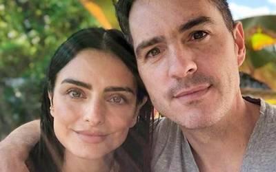 Aislinn Derbez y Mauricio Ochmann anuncian su separación temporal