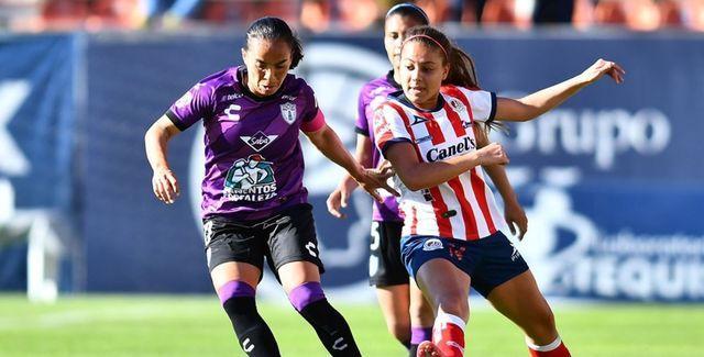 Resultado Atlético San Luis vs Pachuca – Jornada 4 – Apertura 2021-  Liga MX Femenil
