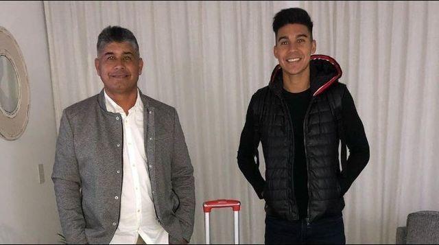 Pol Fernández anuncia que viene para México al Cruz Azul