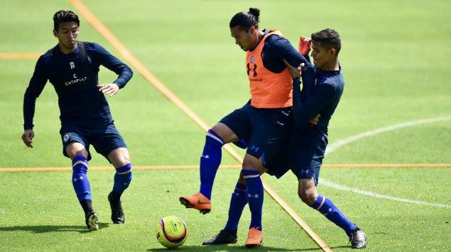 Gullit Peña pudo haber hecho su último entrenamiento