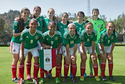 Premundial Femenil Sub 17 de la Concacaf se reanuda en junio