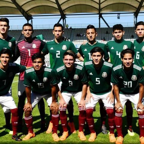 Resultado de México Sub 21 vs Turquía en Torneo Esperanzas de Toulon