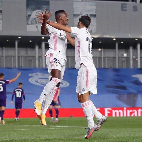 Resultado Real Madrid vs Valladolid – J4- La Liga 20-21