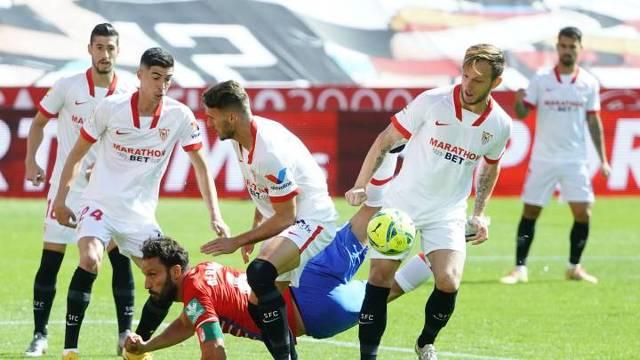 Resultado Granada vs Sevilla – J6- La Liga 20-21