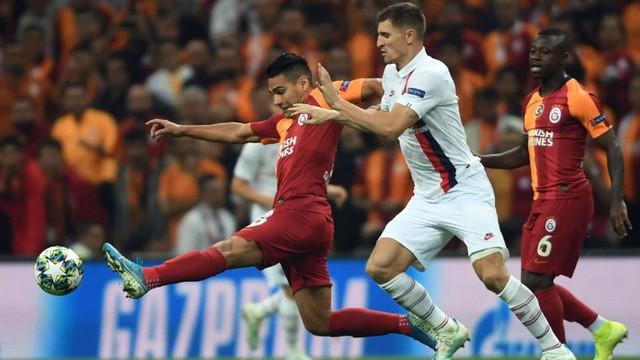 Resultado Galatasaray vs PSG- Fase de Grupos -J2-  Champions League