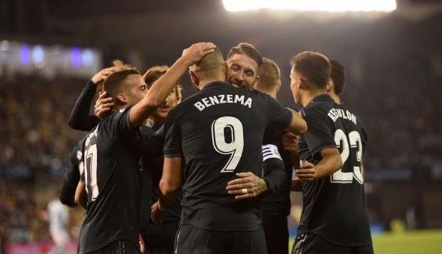 Resultado Celta de Vigo vs  Real Madrid – J12  – Liga Española