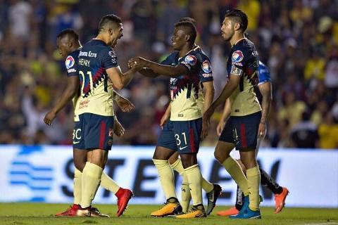 Resultado Querétaro vs América en Jornada 1 del Clausura 2018