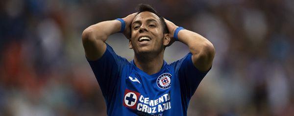 Alex Castro del Cruz Azul se va de préstamo a equipo Colombiano