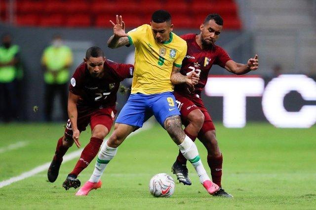 Resultado Brasil vs Venezuela -Fase de Grupos- Copa América 2021