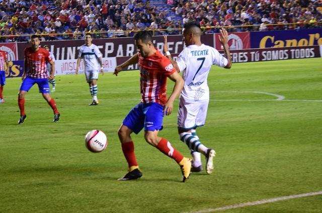 Resultado Atlético San Luis vs Atlético Zacatepec en Jornada 5 del Apertura 2018
