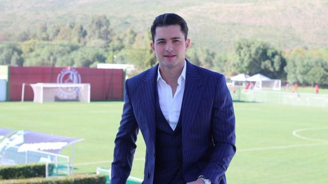 Presidente del club Atlético San Luis dio positivo en coronavirus