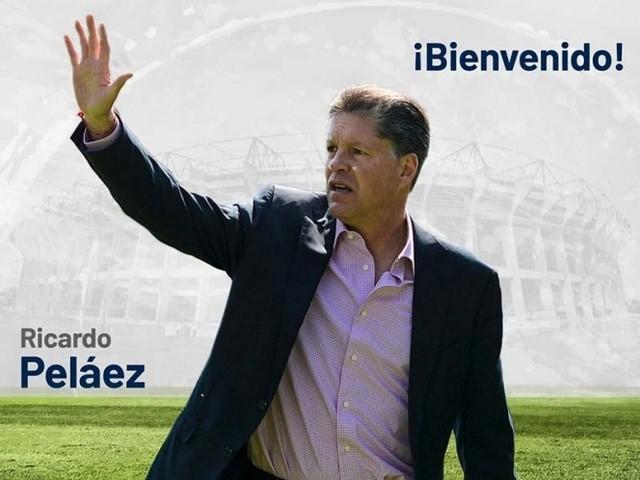 Cruz Azul da la bienvenida a Ricardo Peláez