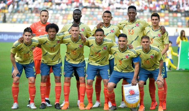 Resultado Colombia vs Venezuela – Eliminatorias – Fase de Grupos – Conmebol 2020