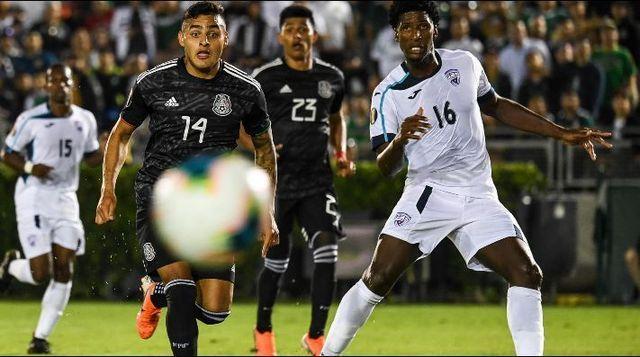 Resultado Curazao vs El Salvador – Copa de Oro 2019
