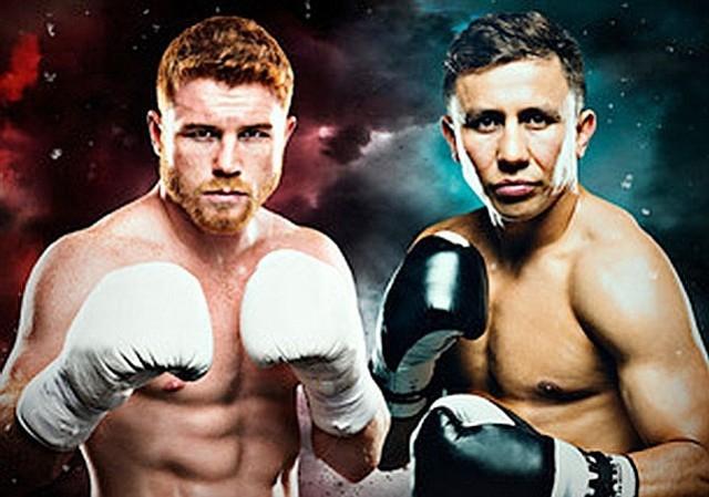 Conferencia previa a la pelea entre Saúl «Canelo» Álvarez vs  Gennady «GGG» Golovkin