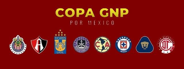Partidos de la Copa GNP por México – Sábado 11 de Julio del 2020