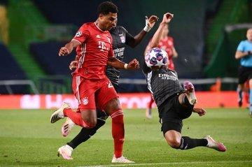Resultado Lyon vs Bayern Munich – Semifinal –  Champions League 2019-2020