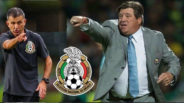 Miguel Herrera fue claro y dijo que no le gusto Osorio en el Tri