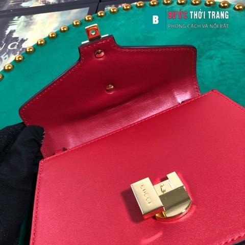 Túi xách Gucci Sylvie Siêu Cấp