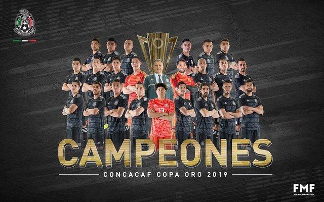 Resultado Estados Unidos vs  México – Final – Copa de Oro 2019