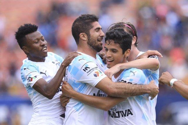 Resultado Atlético San Luis vs Queretaro -Jornada 14- Apertura  2019