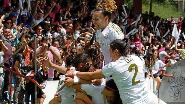 Junta Directiva del Real Madrid aprueba la creación del equipo femenino
