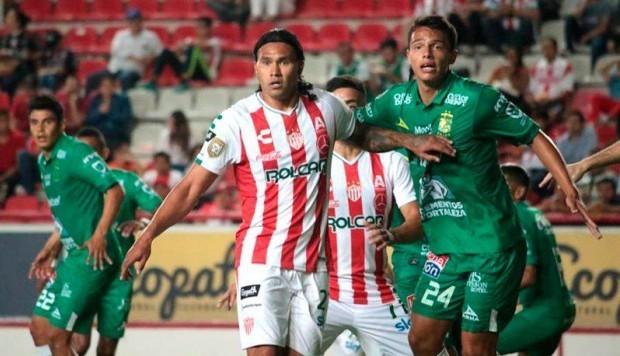 Resultado Necaxa vs Leon en J13 de Apertura 2018