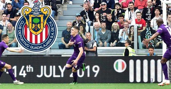 Roma cancela partido ante Chivas, lo sustituye la Fiorentina