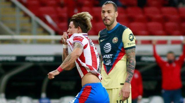 Chicote Calderón y su gran desempeño con Chivas
