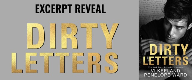 Sneak Peek: Dirty Letters by Vi Keeland and Penelope Ward