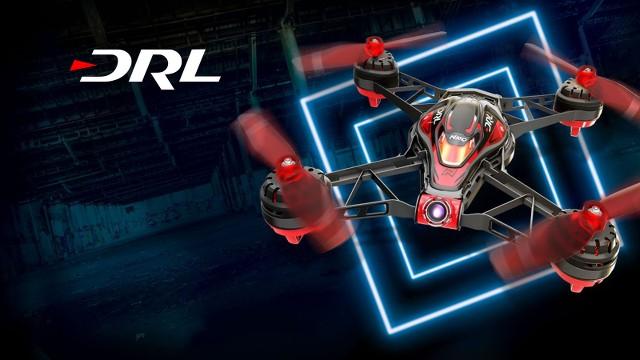 Drone Racing League en Vivo – Martes 20 de Noviembre del 2018