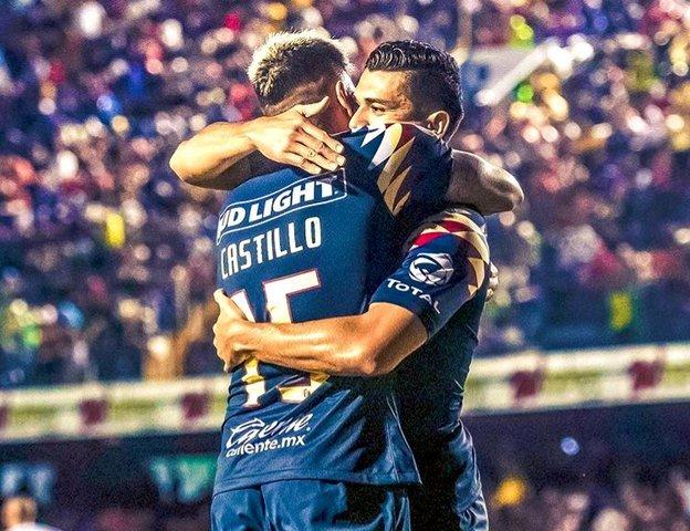 Henry y Castillo hablan del triunfo sobre Veracruz