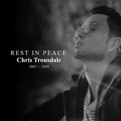 Chris Trousdale, de Dream Street fallece de Coronavirus