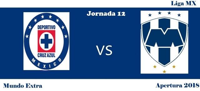 Cruz Azul vs Monterrey  – Transmisión por TV, fecha y hora