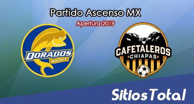 Ver Dorados de Sinaloa vs Cafetaleros de Chiapas en Vivo – Ascenso MX en su Torneo de Apertura 2019