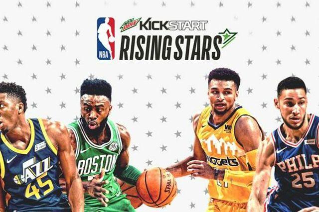 Rising Stars Challenge 2018 en Vivo – Viernes 16 de Febrero del 2018