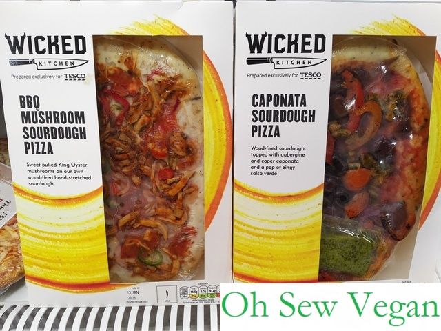 Launch Of The Vegans Review Of Tescos Vegan Wicked Kitchen