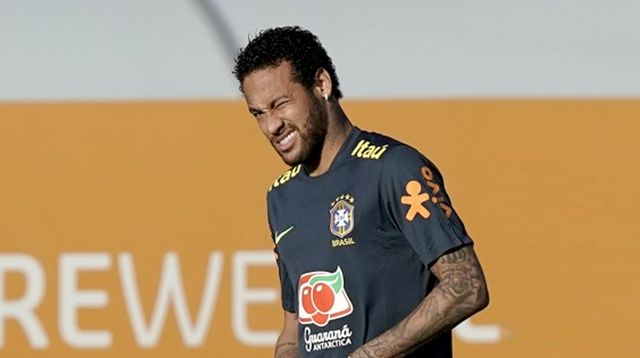 Neymar se perdería la Copa América