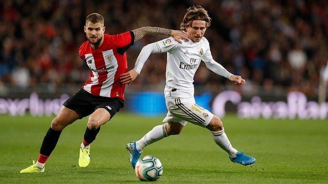 Resultado Real Madrid vs Athletic Club – J18 – La Liga