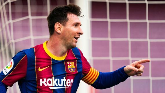 Leo Messi seguirá con Barcelona