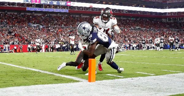 Resultado Vaqueros de Dallas vs Bucaneros de Tampa Bay  – Semana 1 – NFL 2021-2022