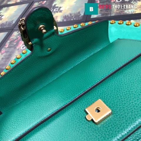 Túi Xách Gucci Dionysus Small Size 28 cm màu xanh lá