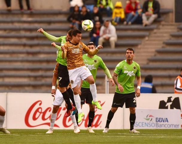 Resultado Juárez  vs Potros UAEM  en la J11 del Clausura 2019