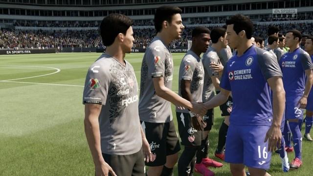 Resultado Cruz Azul vs Necaxa -J16- eLiga MX FIFA 2020