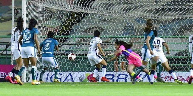 Resultado León  vs Pumas – J17- Guardianes 2020-  Liga MX Femenil